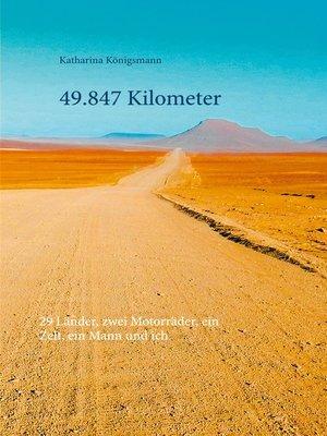 cover image of 49.847 Kilometer