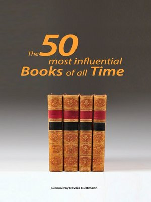 cover image of 50 greatest books ever