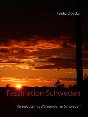 cover image of Faszination Schweden