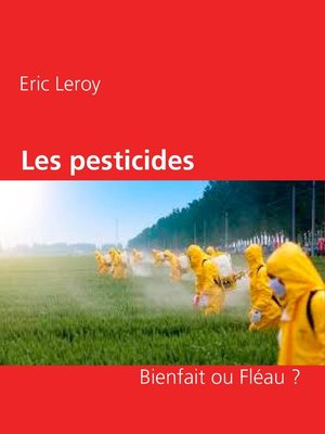 cover image of Les pesticides
