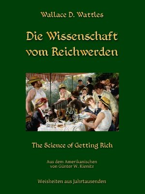 cover image of Die Wissenschaft vom Reichwerden
