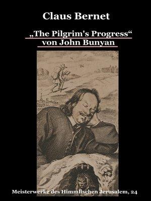 "cover image of ""The Pilgrim's Progress"" von John Bunyan"