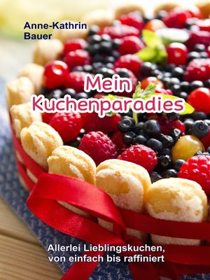 cover image of Mein Kuchenparadies