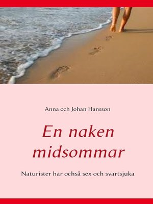cover image of En naken midsommar