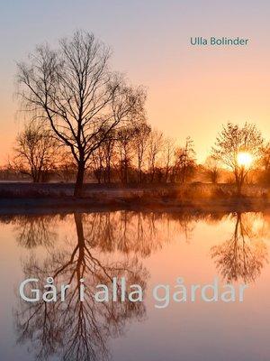 cover image of Går i alla gårdar