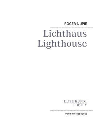 cover image of Lichthaus