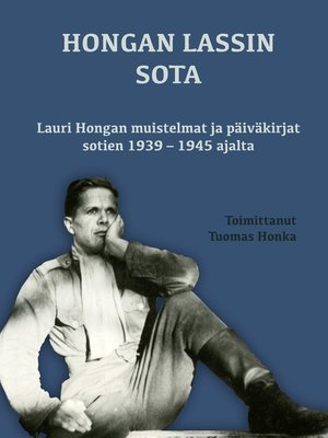 cover image of Hongan Lassin sota