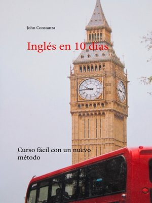 cover image of Inglés en 10 días