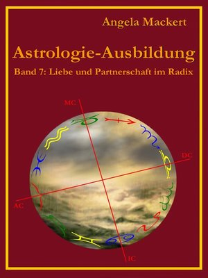 cover image of Astrologie-Ausbildung, Band 7