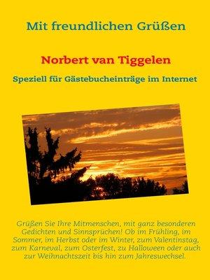 cover image of Mit freundlichen Grüßen