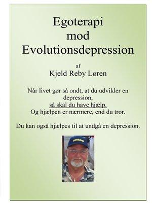 cover image of Egoterapi mod Evolutionsdepression
