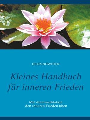 cover image of Kleines Handbuch für inneren Frieden