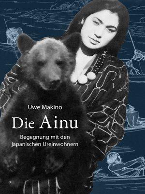 cover image of Die Ainu