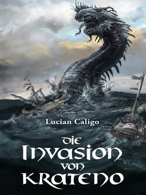 cover image of Die Invasion von Krateno