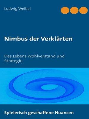 cover image of Nimbus der Verklärten