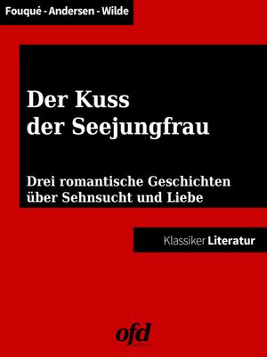 cover image of Der Kuss der Seejungfrau