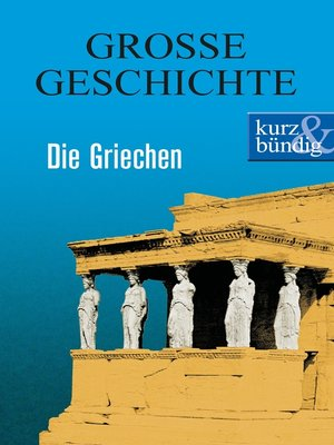 cover image of Die Griechen