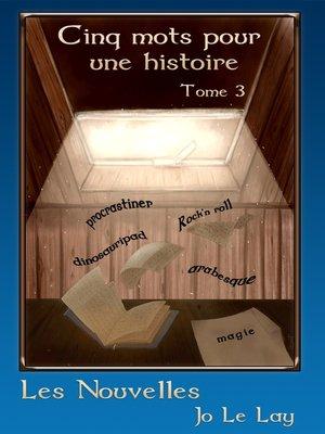 cover image of Les Nouvelles