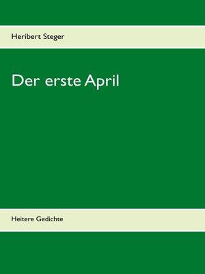 cover image of Der erste April