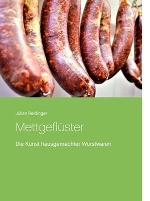 cover image of Mettgeflüster