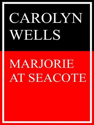 cover image of Marjorie at Seacote