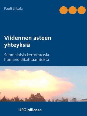 cover image of Viidennen asteen yhteyksiä
