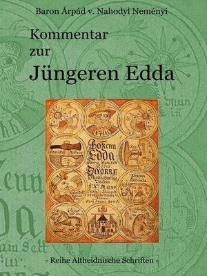 cover image of Kommentar zur Jüngeren Edda