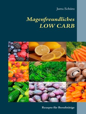cover image of Magenfreundliches LOW CARB
