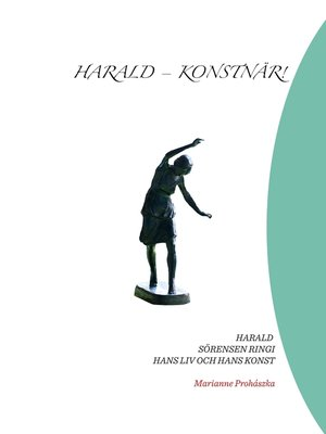 cover image of Harald – konstnär!