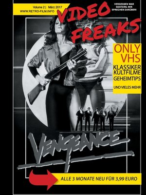 cover image of Video Freaks Volume 2