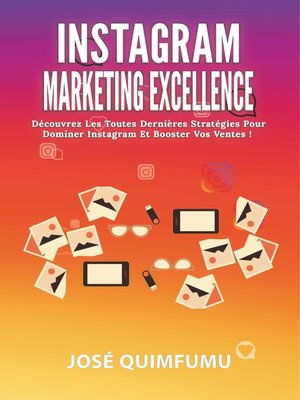 cover image of Instagram Marketing Excellence