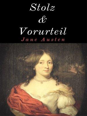 cover image of Stolz und Vorurteil