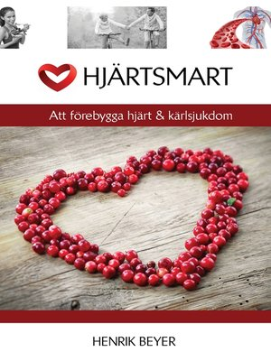 cover image of Hjärtsmart