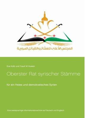 cover image of Oberster Rat syrischer Stämme