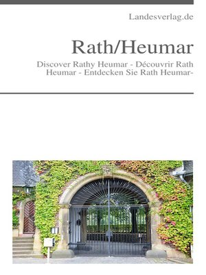 cover image of Discover Rath Heumar--Découvrir Rath Heumar--Entdecken Sie Rath Heumar-