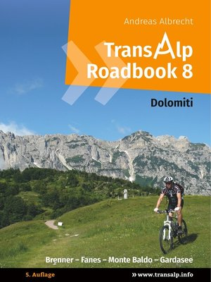 cover image of Transalp Roadbook 8--Transalp Dolomiti