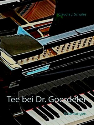 cover image of Tee bei Dr. Goerdeler