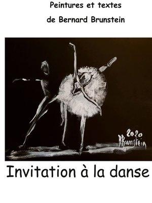 cover image of Invitation à la danse