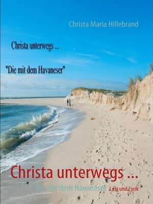 cover image of Christa unterwegs ...