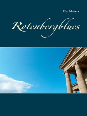 cover image of Rotenbergblues