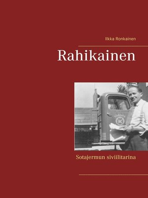 cover image of Rahikainen