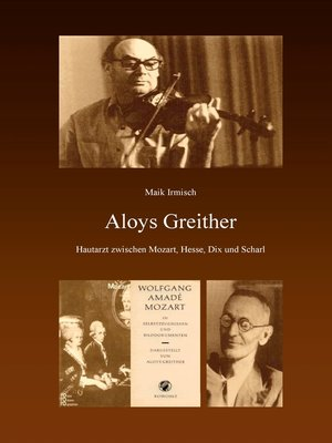 cover image of Aloys Greither