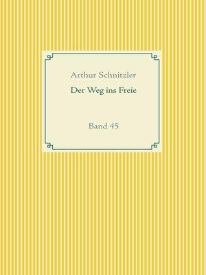 cover image of Der Weg ins Freie