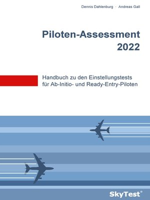 cover image of SkyTest® Piloten-Assessment 2019