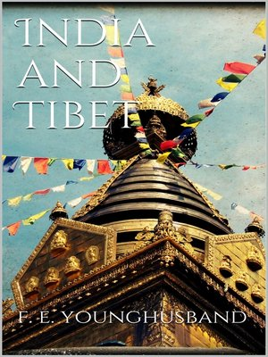 cover image of India and Tibet