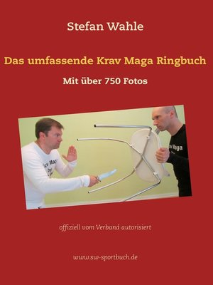 cover image of Das umfassende Krav Maga Ringbuch