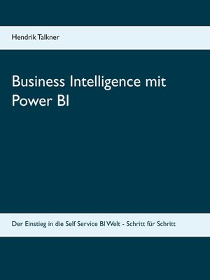 cover image of Business Intelligence mit Power BI