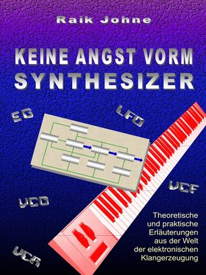 cover image of Keine Angst vorm Synthesizer