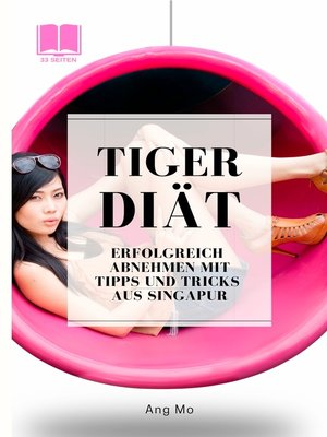 cover image of Tiger Diät