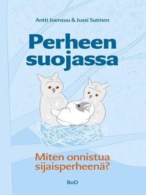 cover image of Perheen suojassa